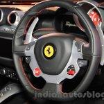 Ferrari California T steering wheel launched in Delhi