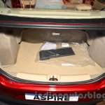 Ford Figo Aspire boot space launched at INR 4.89 Lakhs