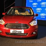 Ford Figo Aspire front launched at INR 4.89 Lakhs