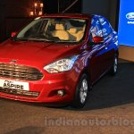Ford Figo Aspire front three quarter (1) launched at INR 4.89 Lakhs