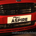 Ford Figo Aspire grille launched at INR 4.89 Lakhs