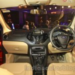 Ford Figo Aspire interior launched at INR 4.89 Lakhs