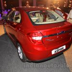 Ford Figo Aspire rear quarter launched at INR 4.89 Lakhs