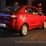 Ford Figo Aspire rear three quarter (1) launched at INR 4.89 Lakhs