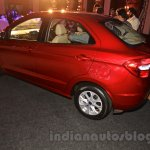 Ford Figo Aspire rear three quarter launched at INR 4.89 Lakhs