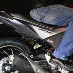 Honda CB Hornet 160R edgy tail