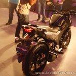 Honda CB Hornet 160R rear from the showcase in India