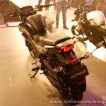 Honda CB Hornet 160R rear three quarter left from the showcase in India