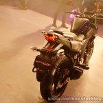 Honda CB Hornet 160R rear three quarter right from the showcase in India