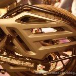 Honda CB Hornet 160R saree guard from the showcase in India