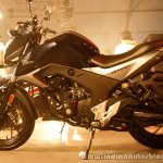 Honda CB Hornet 160R side view from the showcase in India