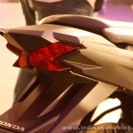 Honda CB Hornet 160R tail from the showcase in India