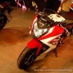 Honda CBR650F India-spec showcased at the Revfest