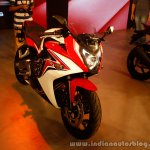 Honda CBR650F at the Revfest