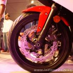 Honda CBR650F disc brake at the Revfest
