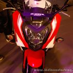 Honda CBR650F front fairing at the Revfest