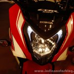 Honda CBR650F headlamp at the Revfest