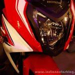 Honda CBR650F headlight at the Revfest