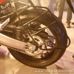 Honda CBR650F rear disc brake at the Revfest