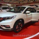 Honda CR-V Prestige AT special edition front three quarter at the Gaikindo Indonesia International Auto Show 2015