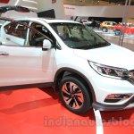 Honda CR-V Prestige AT special edition front three quarter left at the Gaikindo Indonesia International Auto Show 2015