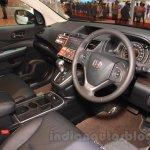 Honda CR-V Prestige AT special edition interior at the Gaikindo Indonesia International Auto Show 2015