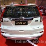 Honda CR-V Prestige AT special edition rear at the Gaikindo Indonesia International Auto Show 2015