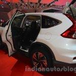 Honda CR-V Prestige AT special edition rear three quarter at the Gaikindo Indonesia International Auto Show 2015