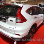 Honda CR-V Prestige AT special edition rear three quarter view at the Gaikindo Indonesia International Auto Show 2015