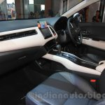 Honda HR-V JBL special edition dashboard at the Gaikindo Indonesia International Auto Show 2015