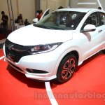Honda HR-V JBL special edition front three quarter at the Gaikindo Indonesia International Auto Show 2015