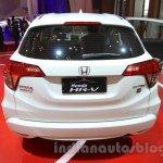 Honda HR-V JBL special edition rear at the Gaikindo Indonesia International Auto Show 2015