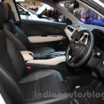 Honda HR-V JBL special edition seats at the Gaikindo Indonesia International Auto Show 2015
