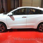 Honda HR-V JBL special edition side at the Gaikindo Indonesia International Auto Show 2015