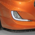 Hyundai Grand Avega Limited fog lamps at the 2015 Gaikindo Indonesia International Motor Show