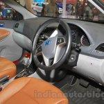 Hyundai Grand Avega Limited interior at the 2015 Gaikindo Indonesia International Motor Show