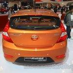 Hyundai Grand Avega Limited rear at the 2015 Gaikindo Indonesia International Motor Show