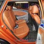 Hyundai Grand Avega Limited rear cabin at the 2015 Gaikindo Indonesia International Motor Show