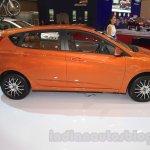 Hyundai Grand Avega Limited side at the 2015 Gaikindo Indonesia International Motor Show