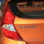 Hyundai Grand Avega Limited taillamp at the 2015 Gaikindo Indonesia International Motor Show