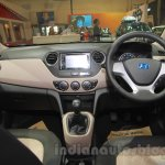 Hyundai Grand i10X interior at the 2015 Gaikindo Indonesia International Motor Show
