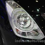 Hyundai H-1 Black Edition headlamp at the 2015 Indonesia International Motor Show