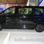 Hyundai H-1 Black Edition side at the 2015 Indonesia International Motor Show
