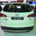 Hyundai Santa Fe D-Spec rear at the 2015 Indonesia International Motor Show