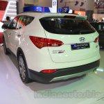 Hyundai Santa Fe D-Spec rear three quarter left at the 2015 Indonesia International Motor Show