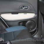 Honda HR-V JBL special edition rear door speaker at the Gaikindo Indonesia International Auto Show 2015