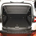 Jeep Renegade boot at the Indonesia International Motor Show 2015