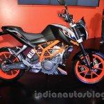 KTM Duke 250 at the Indonesia International Motor Show 2015 (IIMS 2015)