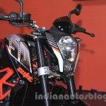 KTM Duke 250 headlamp at the Indonesia International Motor Show 2015 (IIMS 2015)