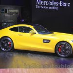 Mercedes AMG GT S at the Gaikindo Indonesia International Auto Show 2015